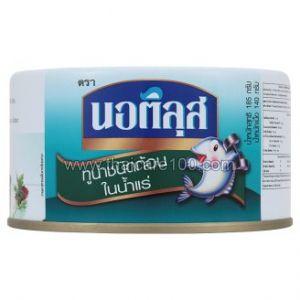 Тунец ломтиками в маринаде Nautilus Tuna Chunk In Spring Water