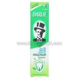 Двойная защита эмали зубная паста Darlie Double Action Enamel Protect (140 гр)