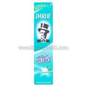 Двухполосная зубная паста Darlie Fresh'n Brite Fluoride (160 гр)