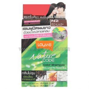 Оттеночный шампунь Lolane N2 (темно-коричневый)