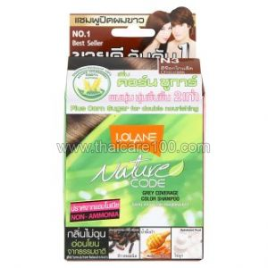 Оттеночный шампунь Lolane N3 (шоколадно-медный)