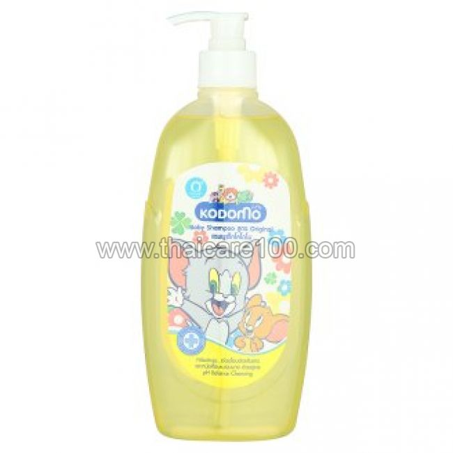 Детский шампунь с рождения Kodomo Original 0+ Months Baby Shampoo