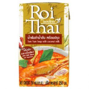 Готовая основа для Том Ям Roi Thai Tom Yum Soup