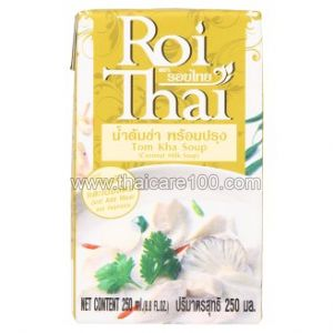 Готовая основа для Том Ка на кокосовом молоке Roi Thai Tom Kha Soup