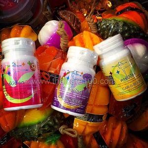 Блокатор калорий Car-B-Bock-Pink c витамином C