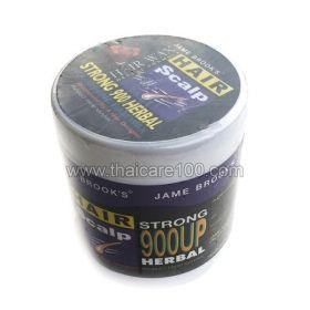 Маска для волос Лошадиная Сила от Jame Brook's