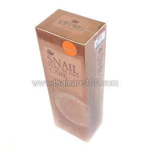 Очищающая пенка на основе улиточного фермента и стволовых клеток улитки Han Jia Ne Snail Care Facial Foam