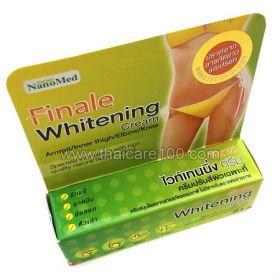 Эффективный крем для отбеливания проблемных зон Finale Whitening Cream