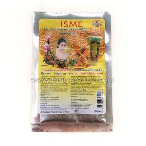 Маска-пилинг с медом и куркумой Isme Herbal Facial Peel-Off Mask Honey & Curcuma