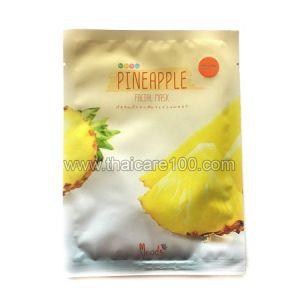 Ананасовая тканевая маска для лица BELOV Pineapple Facial Mask