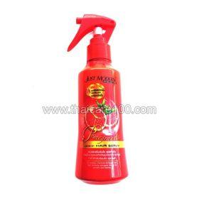 Восстанавливающая сыворотка-спрей с гранатовым маслом Pomegranate Just Modern Hair Serum