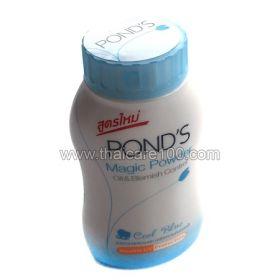 Матирующая пудра Magic Powder Oil&Blemish Control Cool от Ponds
