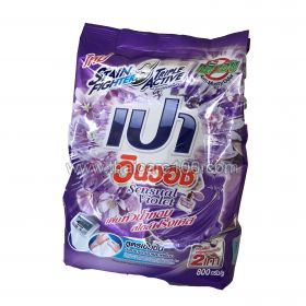 Eco-PAO with perfumed powder capsules VIOLET for perfect washing ( 800 gr.)