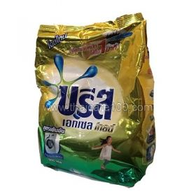 Eco-powder with gold beads for a perfect wash (900 g)