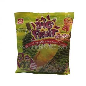 Chewing candies with natural durians Mit Mai