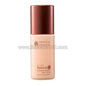 Ночная сыворотка Ultra Natural e+ Intensive Renewal Night Serum Oriental Princess