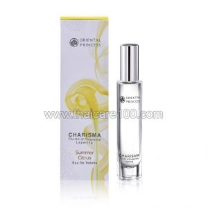 Цитрусовая туалетная вода Charisma The Art Of Fragrance by Oriental Princess