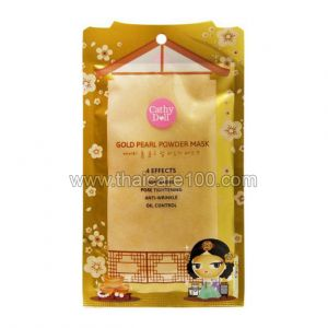 Сухая маска-пудра Cathy Doll Golden Pearl Powder Mask