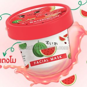 Арбузная гелевая маска для лица Civic Watermelon Face Mask
