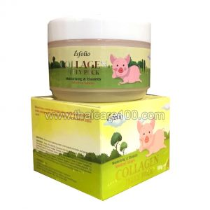 Ночная маска с гидроколлагеном Esfolio Collagen Jelly Pack Mask