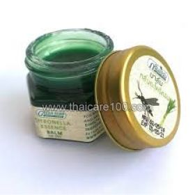 Balm from mosquitoes with citronella Green Balm Citronella Essence