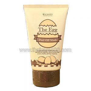Яичный пиллинг Scentio The Egg Peel Off Mask