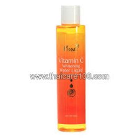 Whitening micellar water with vitamin C Moods Vitamin C Whitening Water Liquid