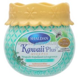 Room repellent from mosquitoes and midges with the scent of mint Shaldan