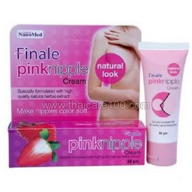 Cream to improve the color of nipples and halo Finale Pinknipple Cream