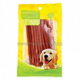 Dog sticks Dog Chewy Snack Chicken Meat Flavor with chicken meat