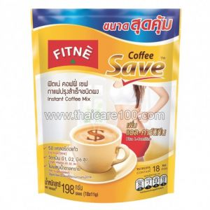 Фитнес-кофе с Л-карнитином Instant Coffee Mix Fitne Coffee