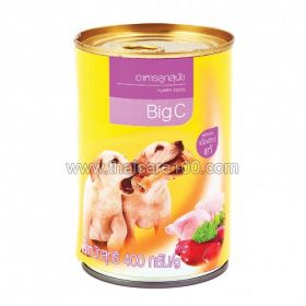 """Feed for puppies """"Milk liver and chicken"""" Big C Puppy Food"""