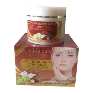 Крем для лица и шеи с коллагеном Darawadee Collagen Face Cream