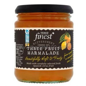 Мармелад три фрукта Tesco Finest Three Fruit Marmalade