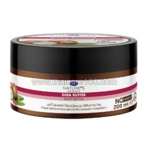 Крем-масло с маслом Ши Boots Nature's Series Shea Butter Body Butter