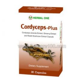 Капсулы Кордицепс плюс Сordyceps-plus Herbal One