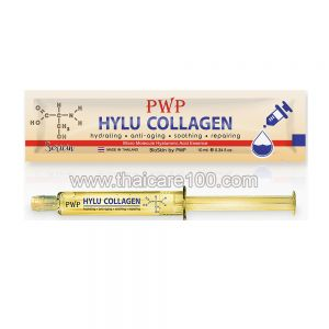 Комплекс-сыворотка для лица и шеи PWP Hylu Collagen Sericin