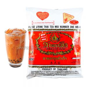 Тайский чай Thai Tea Mix Number One Brand от Siam Tea Factory