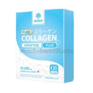Чистый коллаген Mana Pure Collagen Plus с добавкой эластина