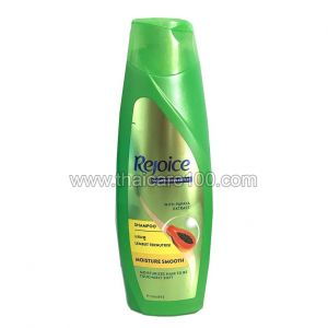 Шампунь с экстрактом папайи Rejoice Soft & Smooth  для жестких волос