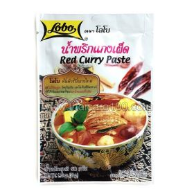 Красная карри паста Red Curry Paste