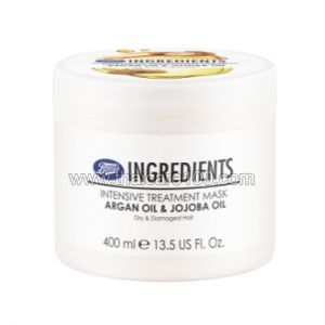 Маска жожоба+аргановое масла Boots Ingredients Intensive Treatment Mask Argan Oil & Jojoba Oil