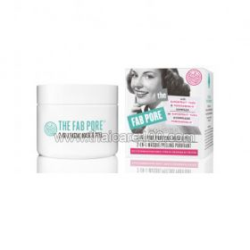 Exfoliator detox-mask against extended pores Soap & Glore 2in1 Pore Purifying Mask