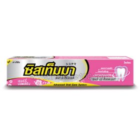 Toothpaste Systema Japanese Cherry Blossom with Japanese Cherry