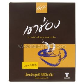 100% кофе Khao Shong Agglomerated Instant Coffee (360 гр)