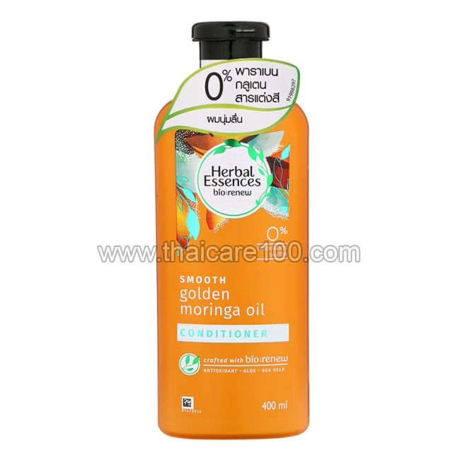Кондиционер с маслом моринги Herbal Essences Golden Moringa Oil