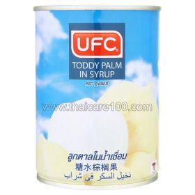 Fruits of sugar palm in syrup UFC Toddy Palm in Syrup