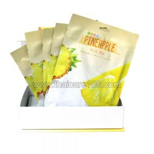 Ананасовая тканевая маска для лица BELOV Pineapple Facial Mask