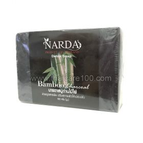 Detox soap for problem skin with charcoal Narda Detox Charcoal Soap