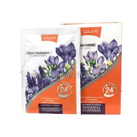 Regenerating Hair Cream Lolane Daily Treatment 12 Flowers